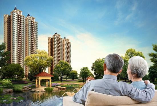 养老地产长期出租使用权,和收取高额押金并无本质区别
