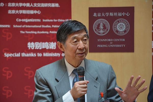 在生平最后一次演讲中,吴建民还在提醒人们警惕民族主义和民粹主义