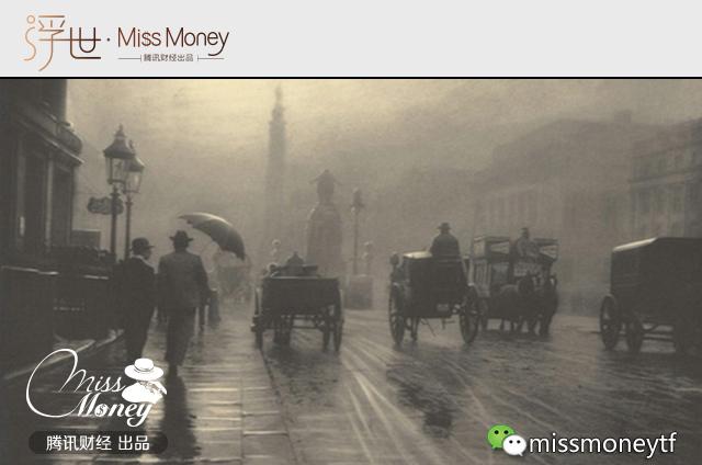 (图:伦敦曾是英国工业革命以来空气污染的缩影。)