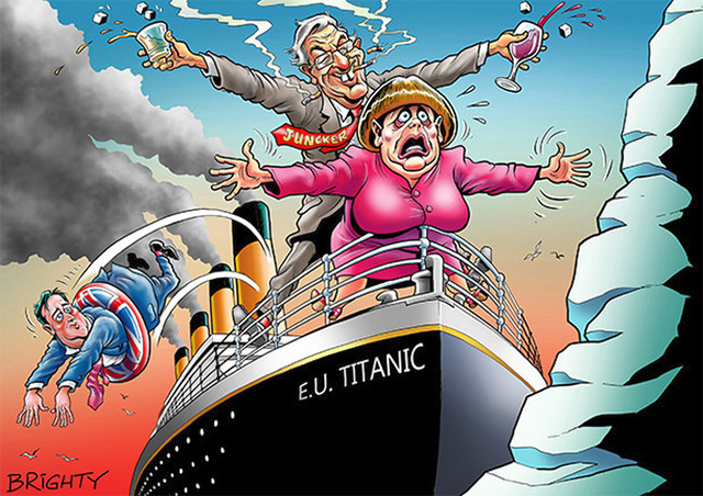 太重视脱欧的影响,英国人自己都会尴尬