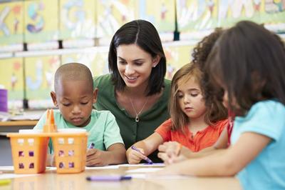 美国幼儿教育