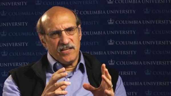 诺奖得主、哥伦比亚大学教授马丁・查尔菲