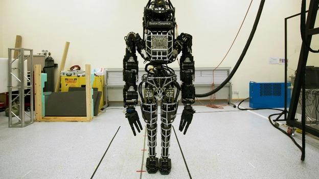 高端机器人需要付出大量的研发成本