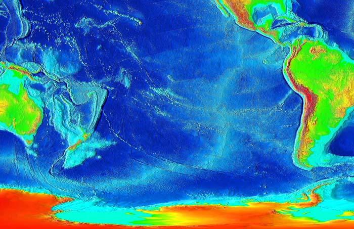 太平洋的海温影响着中国南方的降水