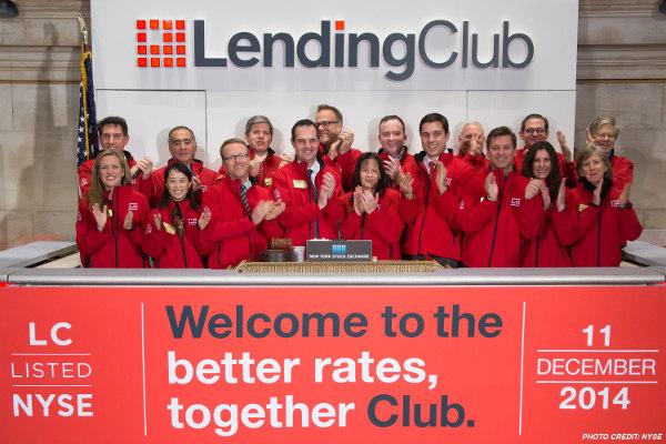 Lending Club是全球最大的P2P公司
