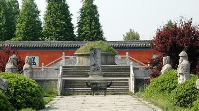 位于山东省泰安市东平县旧县乡旧县三村西楚霸王墓