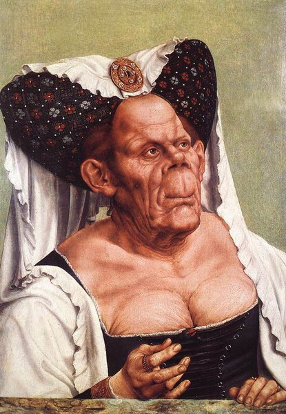 《丑公爵夫人》