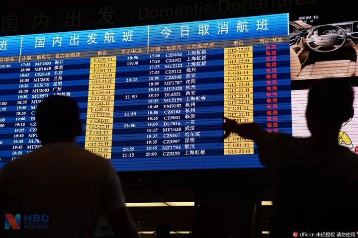 """航班延误情况严重,""""旅客买单""""引发网友极大不满"""