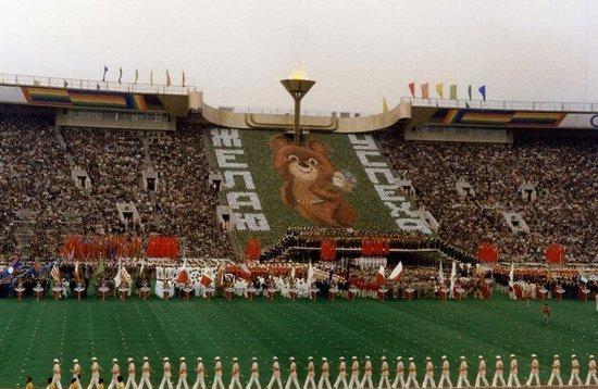 1980年莫斯科奥运会