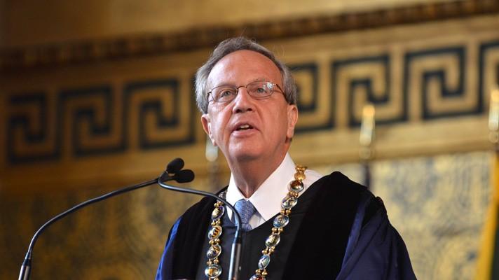 耶鲁大学校长(1993―2013)Richard Charles Levin