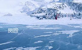 这场冰湖比武戏的特效曾经有很多种设想