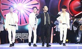 《盖世英雄》中有鸟叔等多位韩国艺人参与