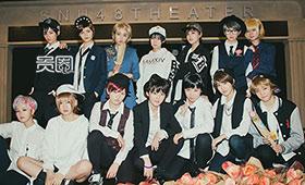 """SNH48会满足粉丝对各种气质的""""需求"""""""