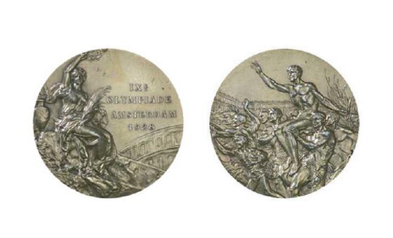 1928年阿姆斯特丹奥运金牌