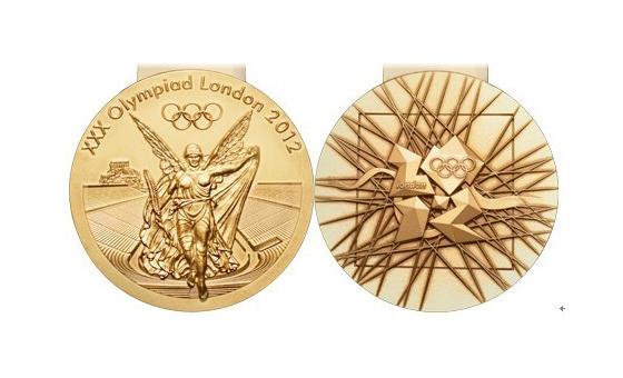 第30届伦敦奥运会金牌