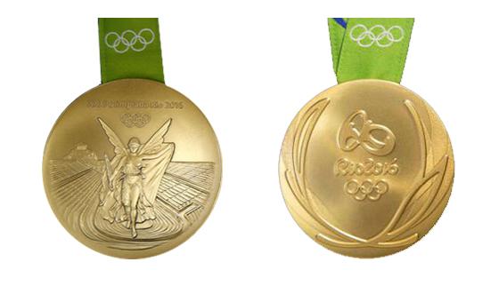 第31届里约热内卢奥运会金牌