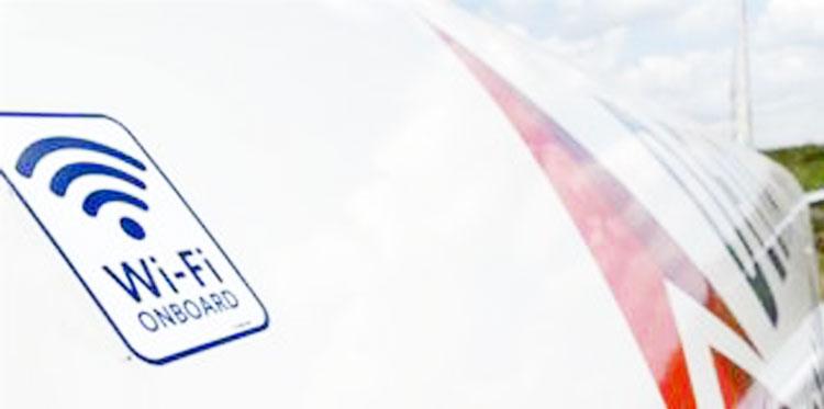 """允许全程开""""飞行模式"""",并提供WIFI才是潮流"""