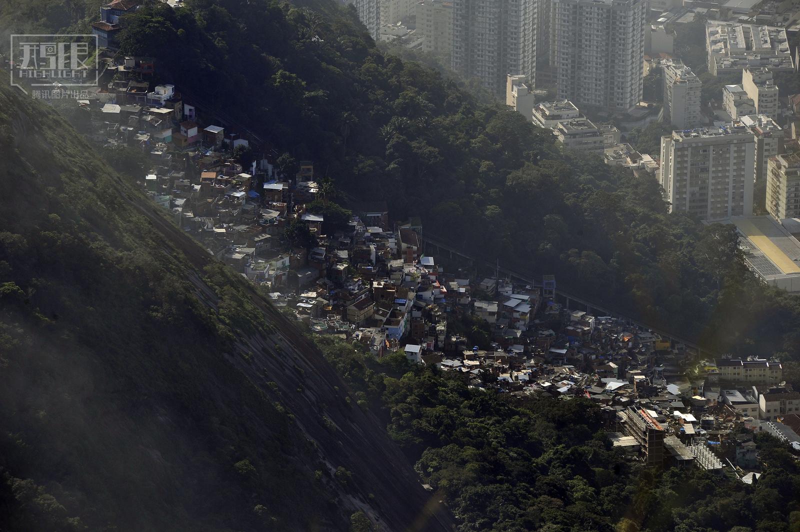 中国贫民窟风景_【鹅眼】中国摄影师独探里约贫民窟
