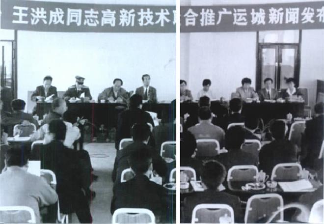 王洪成一度是各省市地方政府极受欢迎的座上宾