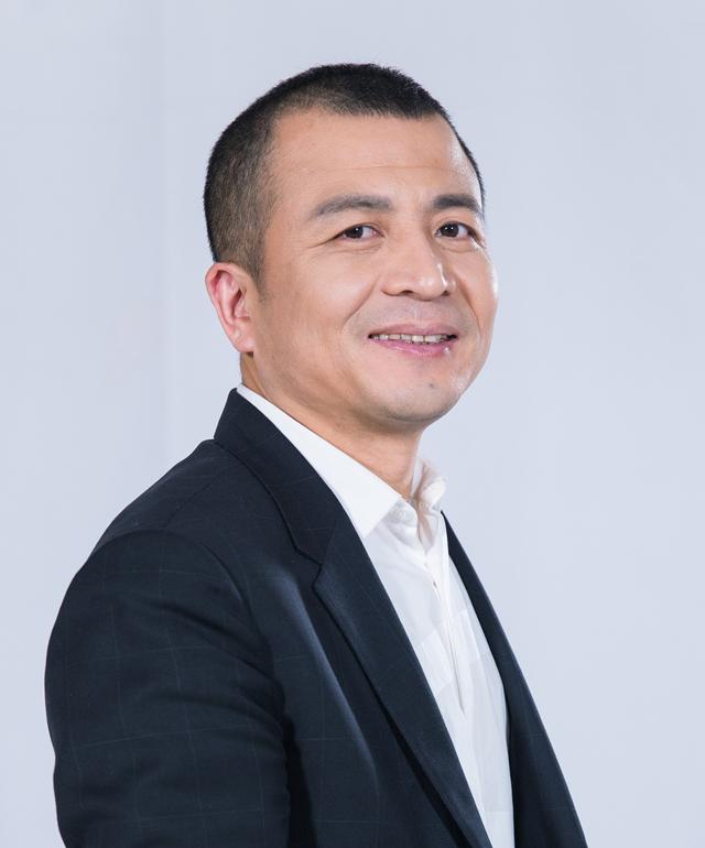 图为洪泰创新空间创始人CEO,《创业生存法则》作者王胜江