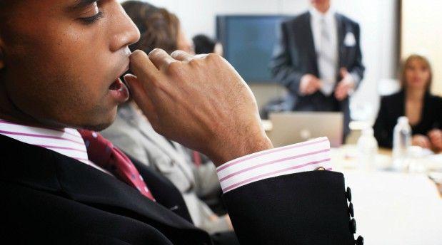 有学者认为,冗长的内部会议会浪费大量时间,长会(超过60分钟到90分钟)通常没有成效