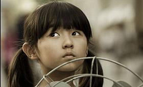 张子枫在《唐山大地震》中的表演令人动容