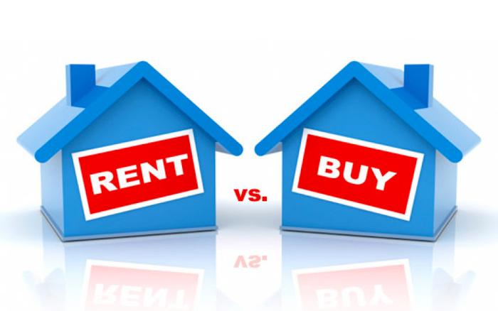 租房看起来是个可取的选择,但在各种原因下许多人还是觉得不划算