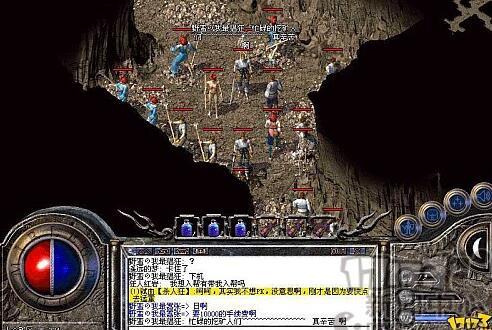 《传奇》是国内早期网游玩家共同的记忆