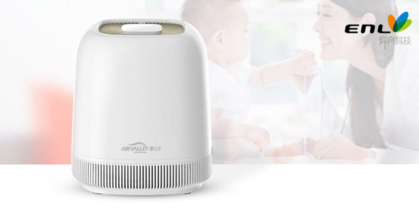 婴儿方空气净化器发布