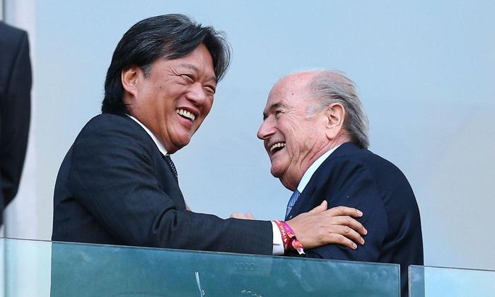 哥斯达尼加华人足协主席曾被视为搞足球的典范,但他因为涉及贪腐已经被查