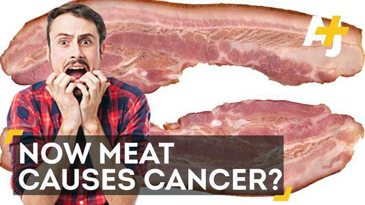 """""""吃肉致癌""""的说法引来质疑"""