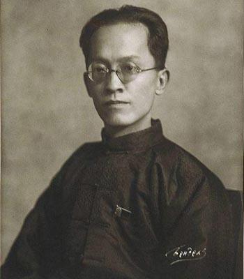 国民党元老胡汉民