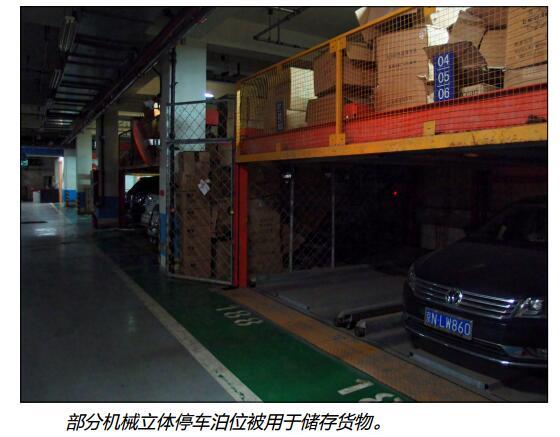图片来源:《北京停车研究报告》,2015