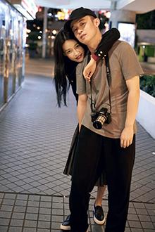 董子健和孙怡在微博大方公开恋情