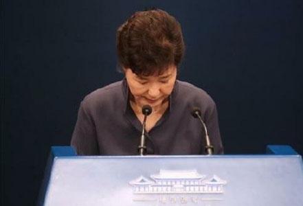 朴槿惠的政治生命还有多长?