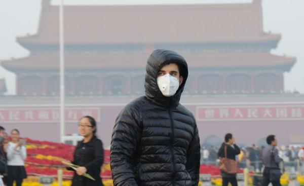 相对于中国人,外国游客对空气质量确实更敏感