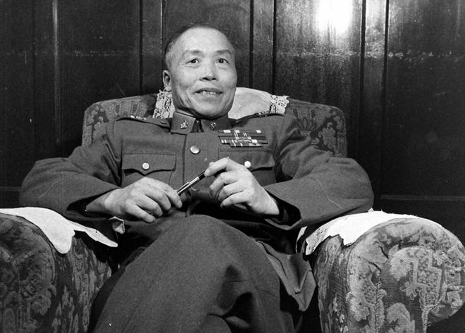 桂系领袖李宗仁