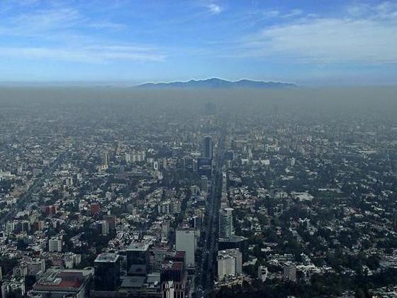 墨西哥城的限行政策并没有改善空气污染