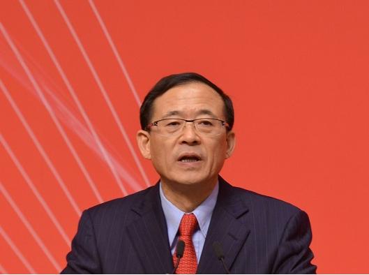 """证监会主席刘士余在昨日的演讲中炮轰""""野蛮人"""""""