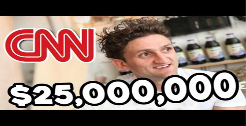 重金收购网红应用,CNN扬言要玩把大的。