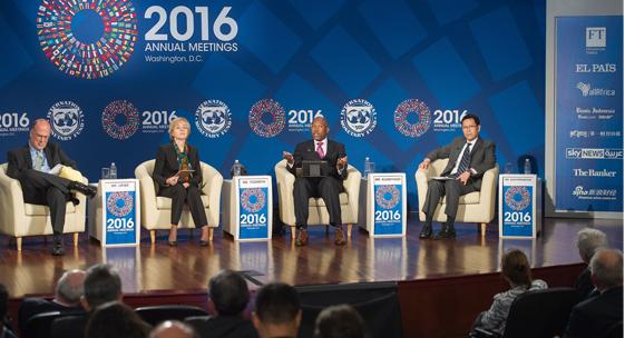 在10月的一次IMF年会上,不少新兴国家中央银行行长都表示已经做好了应对美国加息的准备