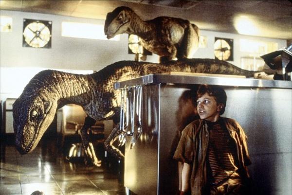 93年《侏罗纪公园》电影剧照