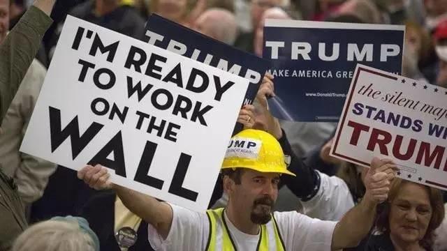 蓝领工人是特朗普赢得大选的大功臣