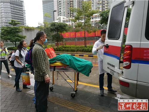 """罗尔把女儿遗体捐赠给深圳大学医学院,作为""""无语体师""""(医学系学生对解剖教学用遗体的一种尊称)"""