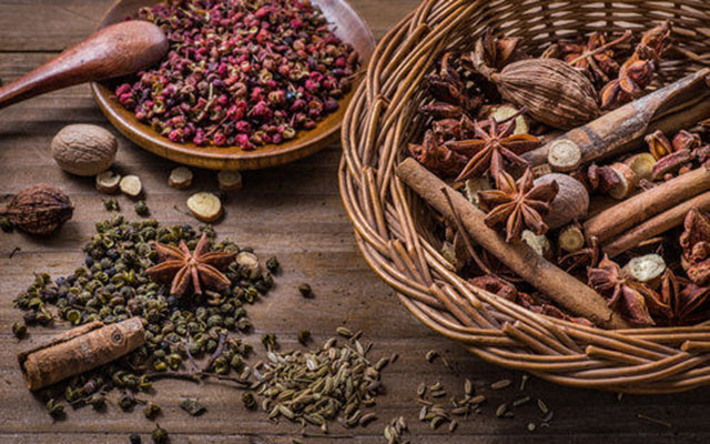 辣椒传入之前,花椒是主要的香辛料