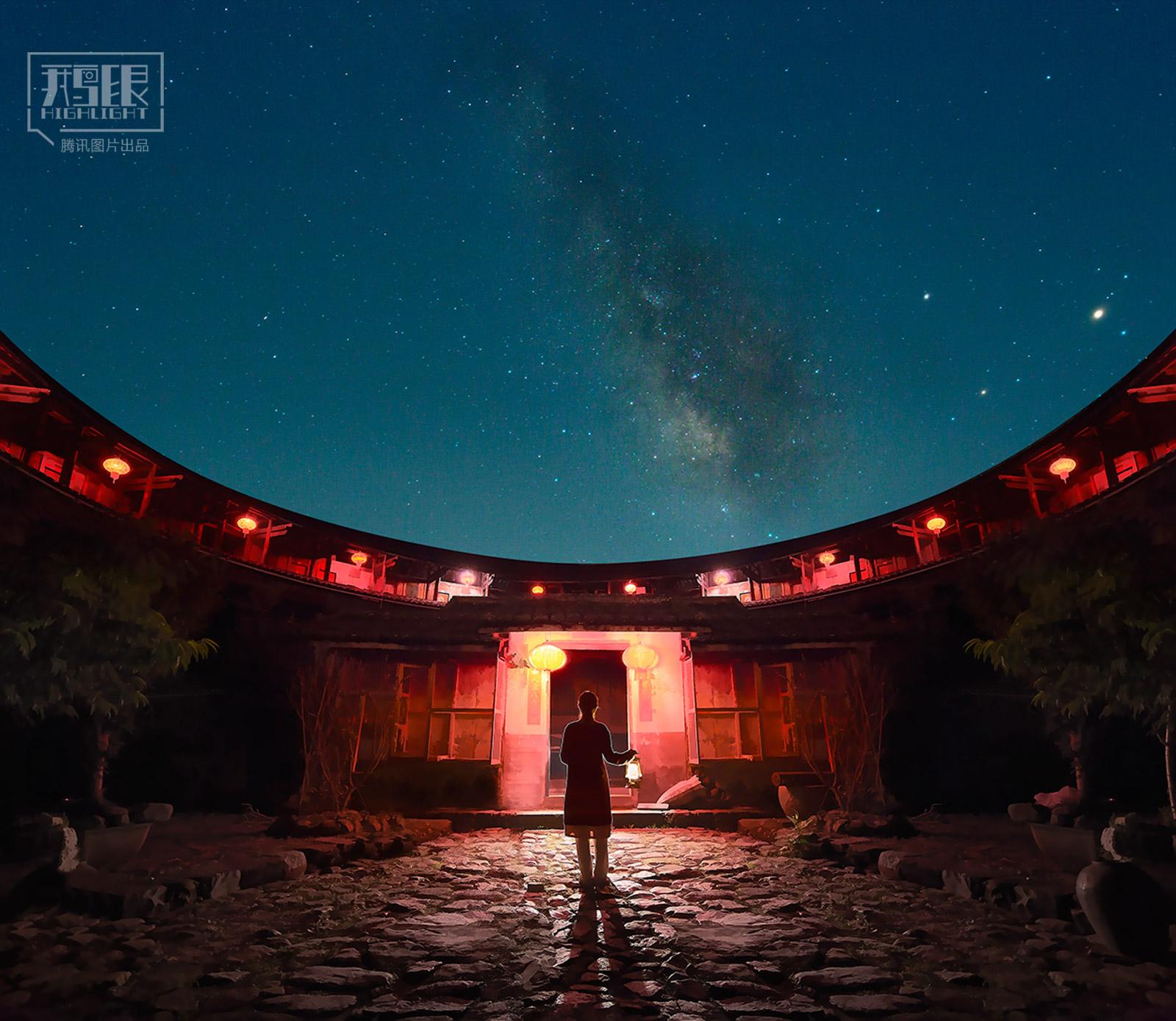 2016中国最美星空合集