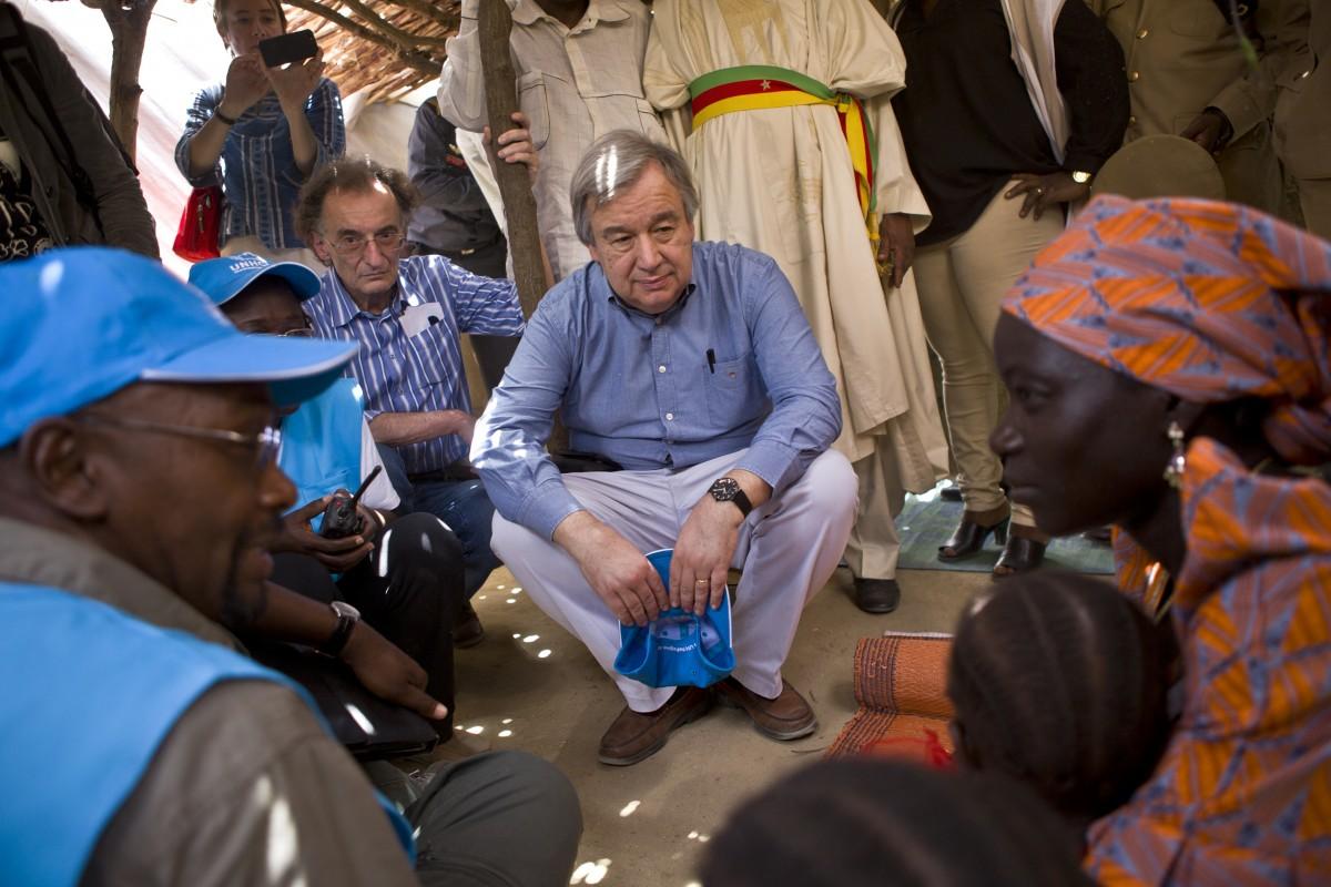新任联合国秘书长古特雷斯是葡萄牙前总理,在联合国难民署任职10年,在处理难民问题上有丰富的经验