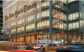 NYT竟把大楼租给脸书|洋葱新闻