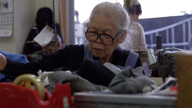 日本的高龄劳动者