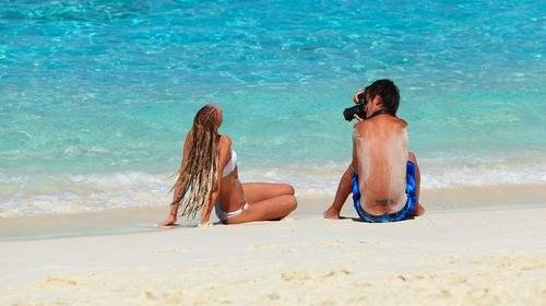 很多东南亚国家,是欧美游客的度假胜地